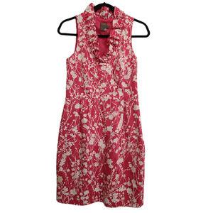 Taylor Women's Floral Sleeveless Sheath Dress